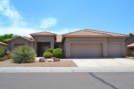 Brand New Luxury Southwestern Style Ranch Home