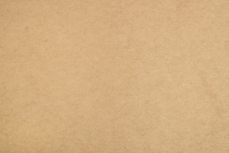 Photo for Close up natural brown paper texture background - Royalty Free Image