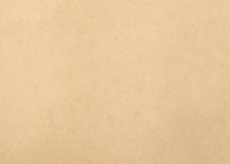 Foto de Close up natural brown paper texture background - Imagen libre de derechos