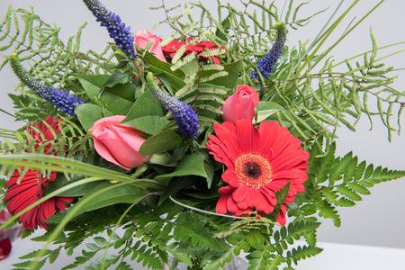 Photo pour Bouquet of Flowers - image libre de droit