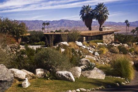 Desert Suburban Home in Palm Springs