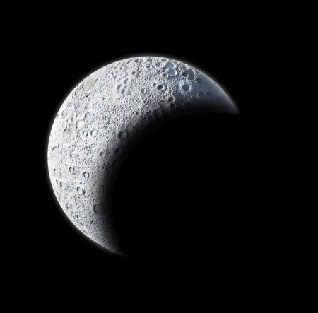Foto de Moon - Imagen libre de derechos