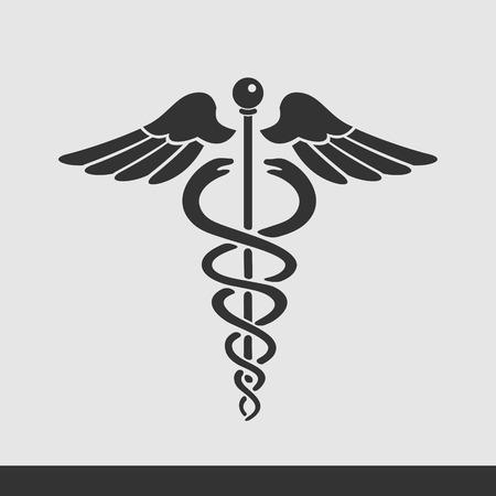 Ilustración de Medicine symbol - Imagen libre de derechos