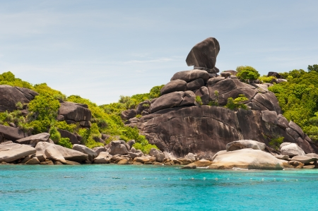 Similan islands Thailand P