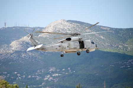 Foto de mountain background aviation antenna - Imagen libre de derechos