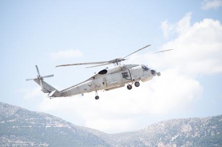 Foto de approach landing, right side view - Imagen libre de derechos