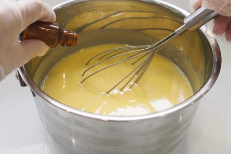Foto de Process of homemade soap - Imagen libre de derechos