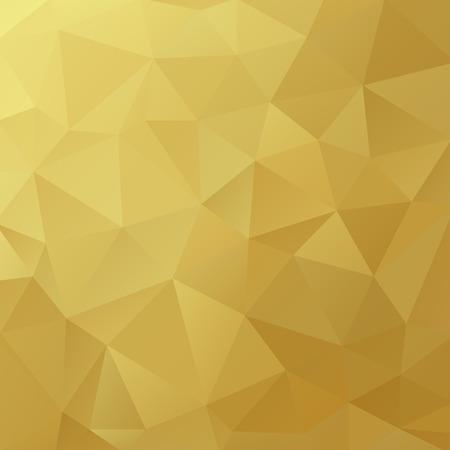 Illustration pour Geometrical triangular background.  - image libre de droit