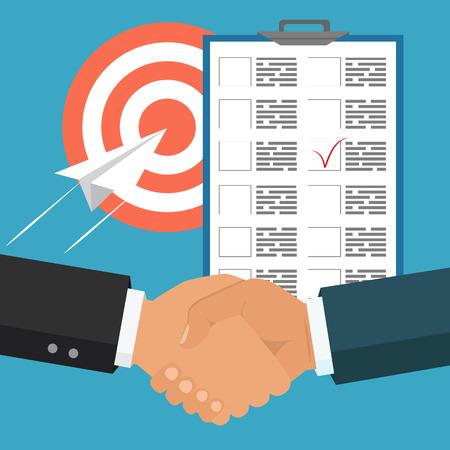 Ilustración de Business training course icon. Online education and video tutorials concept. Vector illustration - Imagen libre de derechos
