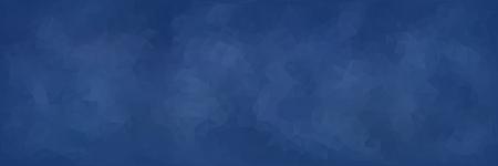 Illustration pour vector illustration - abstract mosaic blue triangle banner - image libre de droit