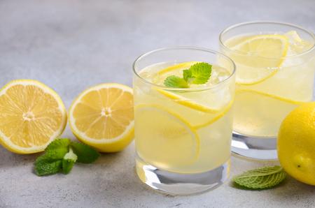 Foto de Lemon drop cocktail, selective focus - Imagen libre de derechos