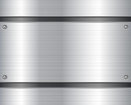 Metal texture background illustration