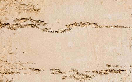Foto de Cracked Brown cray wall for texture and background - Imagen libre de derechos