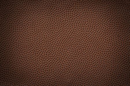 Flat American football texture or background.