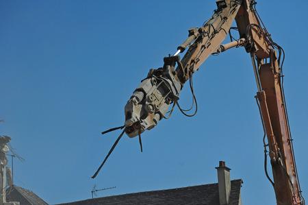 Foto de demolition site - Imagen libre de derechos