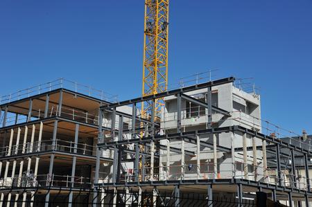 Foto de construction site - Imagen libre de derechos