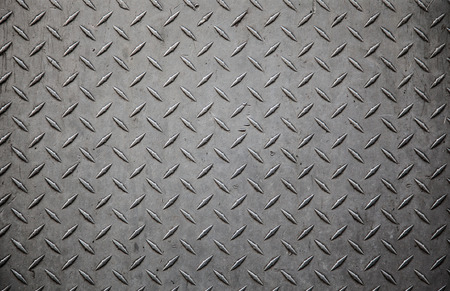 Photo pour Industrial metal plate background texture - image libre de droit