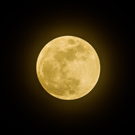 Full moon for background use