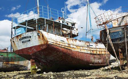 Foto de Ship wreck - Imagen libre de derechos