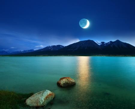 Photo pour moonlight - image libre de droit