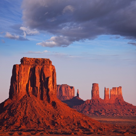 Photo pour Monument Valley,Utah,USA - image libre de droit