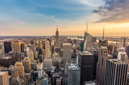 Photo for New York City midtown skyline - Royalty Free Image