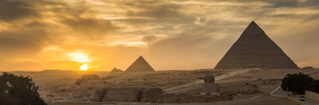 Photo for pyramid of Giza in Egypt - Royalty Free Image
