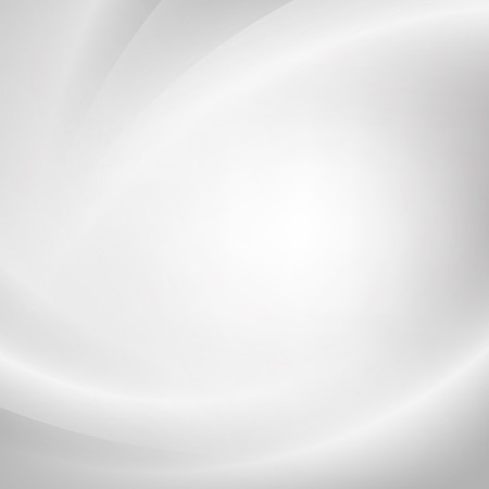 Illustration for Silver light gradient abstract background - Royalty Free Image