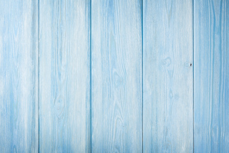 Foto de Country blue wooden table background texture - Imagen libre de derechos