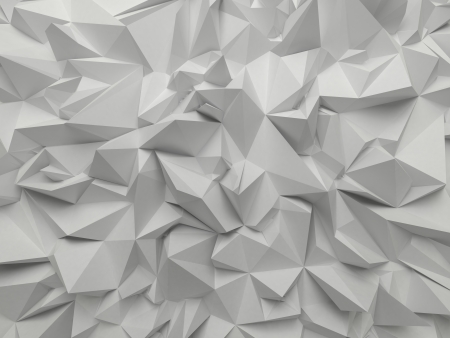 Foto de abstract white crystallized background - Imagen libre de derechos