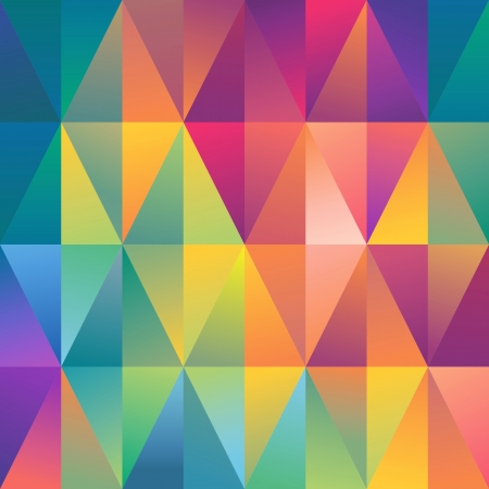 Foto de abstract  intricate background, geometric spectrum pattern - Imagen libre de derechos