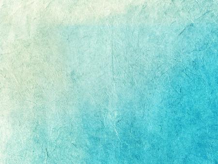 Photo pour Handmade blue rice paper texture - image libre de droit