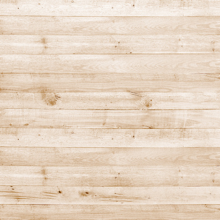Photo for Wood pine plank light brown texture for background - Royalty Free Image