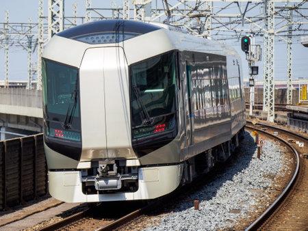 Foto de Japanese railway - Imagen libre de derechos