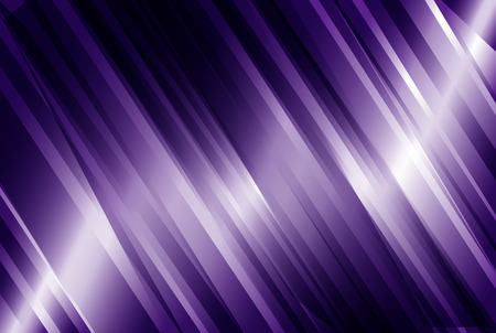 Photo for Purple abstract line vector background - Royalty Free Image