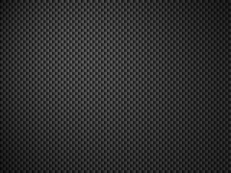 Foto de Background - carbon fiber black gray - Imagen libre de derechos