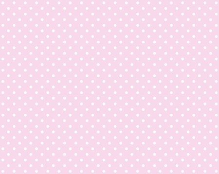 Photo pour Pink background with small white dots - image libre de droit