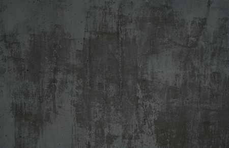 Photo for Dark grunge background of an old grey surface - Royalty Free Image