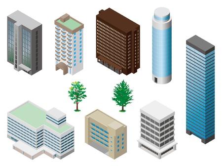 Foto für Models of buildings - Lizenzfreies Bild