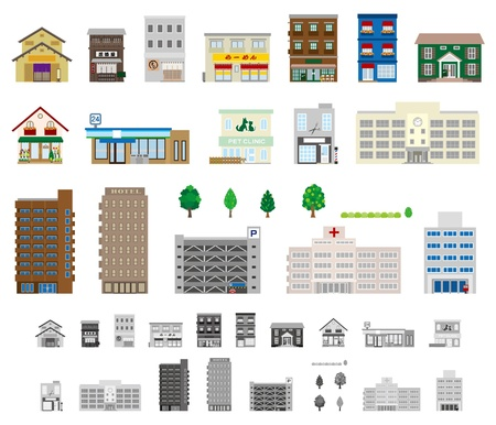 Foto de Buildings / Businesses - Imagen libre de derechos