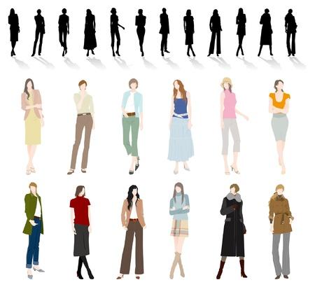 Foto de Fashion / Woman - Imagen libre de derechos