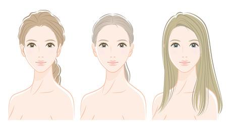 Illustration pour Illustration of a beautiful woman - image libre de droit