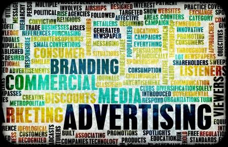Foto de Advertising Strategy and Budget as a Concept - Imagen libre de derechos