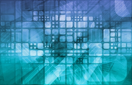 Foto de Data Processing as System and Business Informatics - Imagen libre de derechos