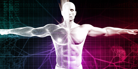 Photo for Athletic Conditioning and Body Development as Concept - Royalty Free Image