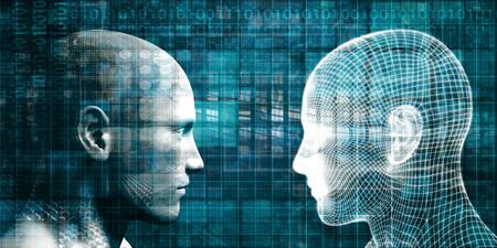 Photo pour Code of Ethics in Technology as a Business Concept - image libre de droit