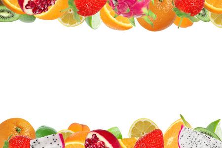 Photo for Fruit background. - Royalty Free Image