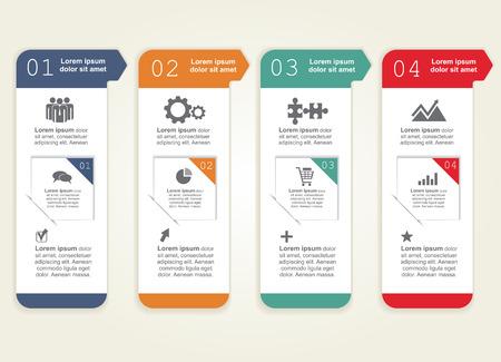 Ilustración de Infographic. Vector illustration - Imagen libre de derechos