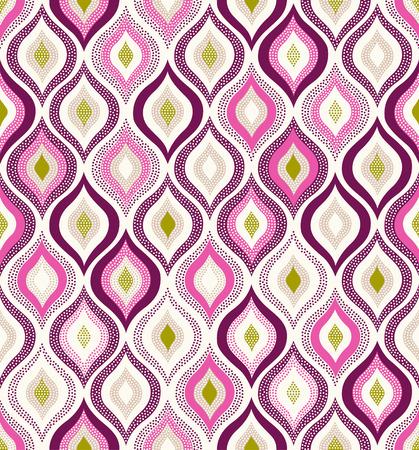 Ilustración de seamless ornament doodle pattern - Imagen libre de derechos