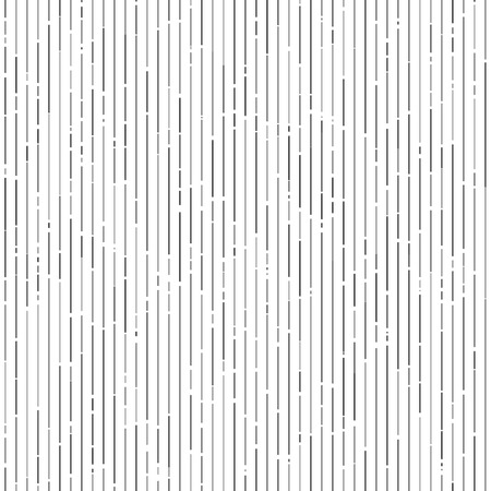 Illustration for Vertical gray random tinted lines seamless pattern background - Royalty Free Image